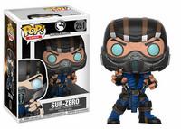 Funko Pop! Games: Mortal Kombat X - Sub-Zero