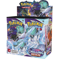 Pokemon SWSH6: Chilling Reign Booster pack