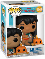 Funko Pop! Disney: Lilo & Stitch - Lilo With Pudge