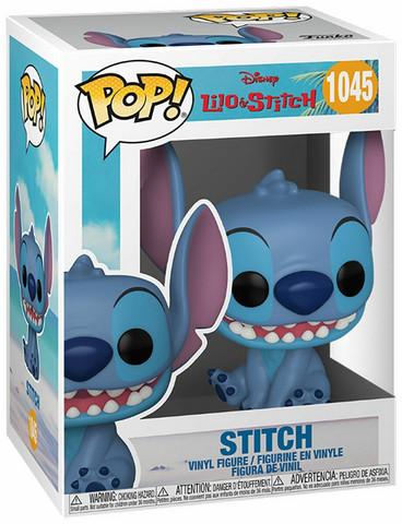 Funko Pop! Disney: Lilo & Stitch - Stitch Seated
