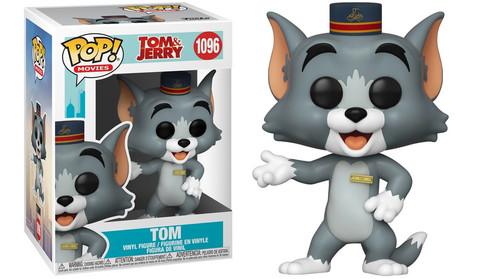 Funko Pop! Movies: Tom & Jerry The Movie - Tom