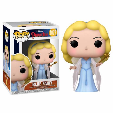 Funko Pop! Disney: Pinocchio - Blue Fairy (Chase Possibility)