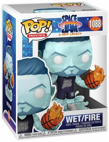 Funko Pop! Movies: Space Jam 2 - Wet/Fire