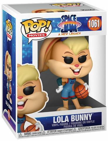 Funko Pop! Movies: Space Jam 2 - Lola Bunny