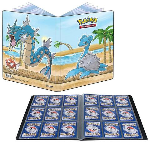 Ultra Pro Pokémon 9-Pocket Portfolio Gallery Series Seaside Collector Binder