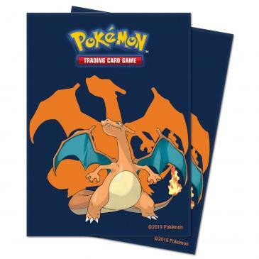 Deck Protector Sleeves - Pokemon - Charizard