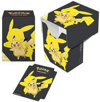 Full View Deck Box - Pikachu 2019