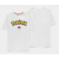 Pokémon - Logo Core - Oversized Men's Short Sleeved T-shirt