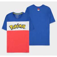 Pokémon - Colour block - Oversized Men's Short Sleeved T-shirt
