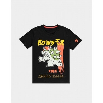 Nintendo - Super Mario King Koopa Men's T-shirt