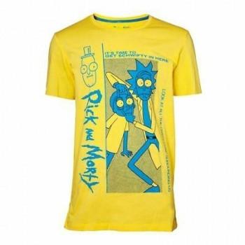 Rick and Morty - Crazy Crap Men's - T-shirt