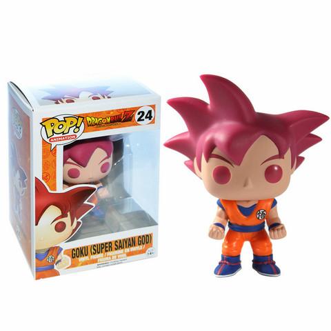 Funko Pop! Animation: Dragon Ball Z - Goku (Super Saiyan God)