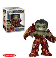 Funko Pop! Marvel: Infinity War - Hulk Busting Out Of Hulkbuster (No sticker) 6