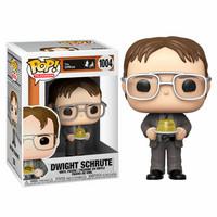 POP figure The Office Dwight with Gelatin Stapler