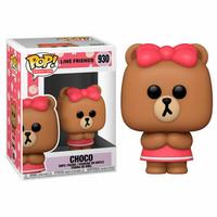 POP figure Line Friends Choco