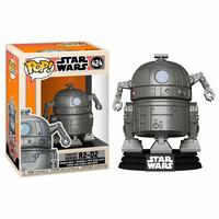 POP figure Star Wars Concept Series R2-D2