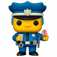 POP figure Simpsons Chief Wiggum