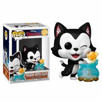 POP figure Disney Pinocchio Figaro Kissing Cleo