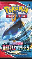Pokemon SWSH5: Battle Styles Booster pack