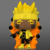 Funko Pop! Animation: Naruto - Naruto Six Path Sage - Glow in the Dark