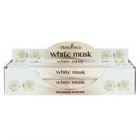 White musk - valkoinen myski suitsuke (Elements)