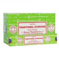 Traditional Ayurveda suitsuke (Satya)