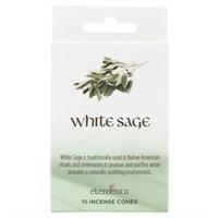 White Sage - valkoinen salvia suitsuke (Elements)