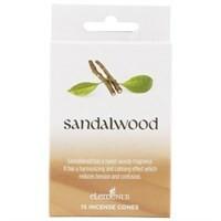 Sandalwood - santelipuu suitsuke (Elements)