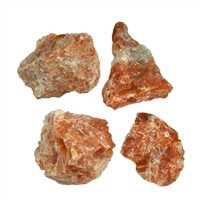 Oranssi kalsiitti - raakapala 3-4 cm