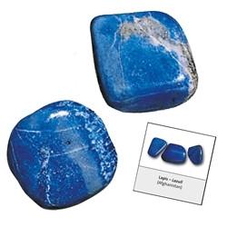 Lapis lazuli - rumpuhiottu