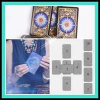 Tarot-kelttiläinen risti (10 korttia)
