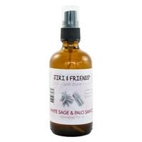 Valkoinen salvia ja palo santo spray 100 ml