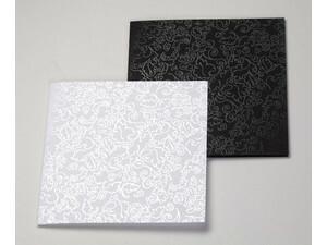 Gothic musta - korttipohja