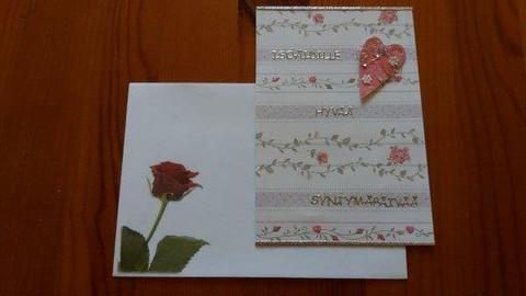 Onni-kortti Isoäiti synttärit