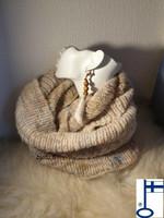 Tuukka-tuubihuivi Pastilli täplät
