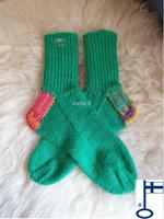 Itu sukat Randomkantapäät Kirkasvihreä N39-40