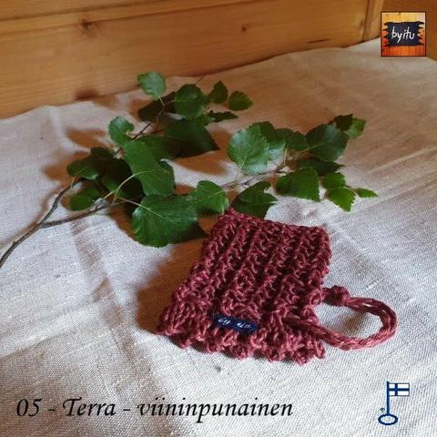 Jenni-saippuapussukka - Terra 05