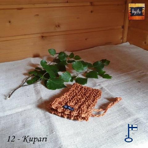 Jenni-saippuapussukka - Kupri 12