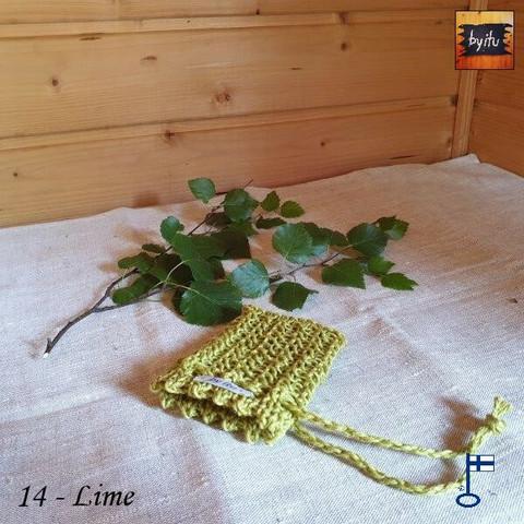 Jenni-saippuapussukka - Lime 14