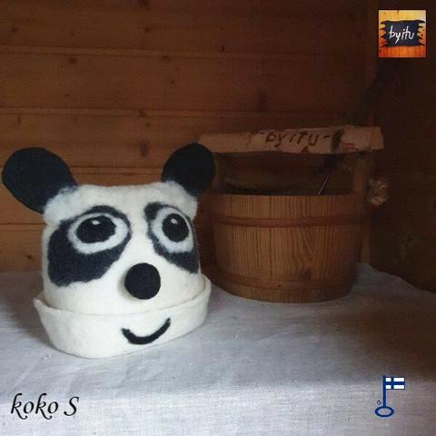 Satu-saunahattu Panda XS 1