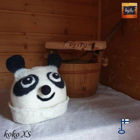 Satu-saunahattu Panda XS 2