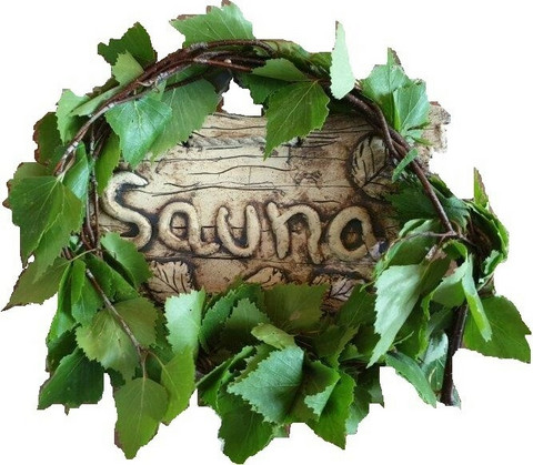 Satu-saunahattu Sauna Knallinen moni väri - valmistetaan tilauksesta