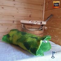 Salla-saunatyyny 100 % villa Vihta Vetreä