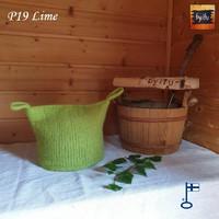 Tanka-saunahattu Kammi Lime M