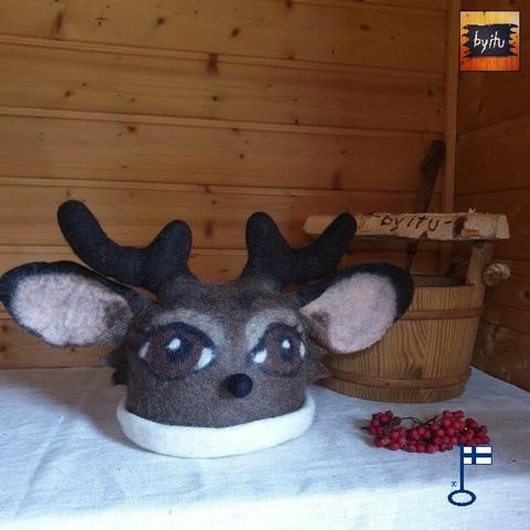 Satu-saunahattu Bambi-Boy M