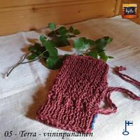 Bertil-pesukinnas Pellava - Terra 05