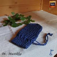 Bertil-pesukinnas Pellava - Mustikka 06