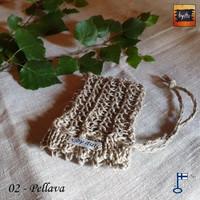 Jenni-saippuapussukka - Pellava 02
