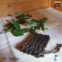 Jenni-saippuapussukka - Suklaa 04