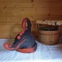 Satu-saunahattu Leineperi - valmistetaan tilauksesta